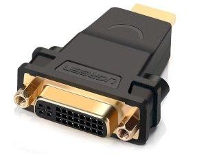 مبدل اچ دی ام آی به دی وی آی یوگرین Ugreen 20123 HDMI Male to DVI(24+5) Female adapter