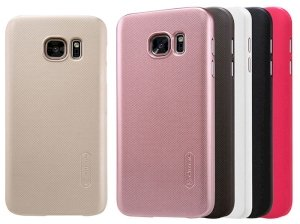 قاب محافظ نیلکین سامسونگ Nillkin Frosted Shield Case Samsung Galaxy S7 Edge