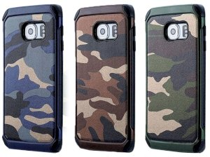 قاب محافظ چریکی سامسونگ Umko War Case Camo Series Samsung Galaxy S6 Edge