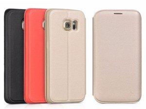 کیف چرمی هوکو سامسونگ Hoco Juice Series Nappa Leather Case Samsung Galaxy S6 Edge