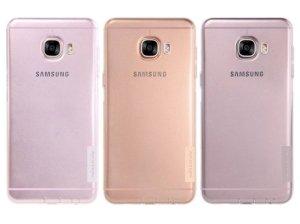 محافظ ژله ای نیلکین سامسونگ Nillkin TPU Case Samsung Galaxy C7