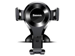 پایه نگهدارنده گوشی بیسوس Baseus Osculum Type Gravity Car Mount