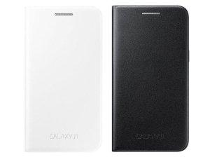 فلیپ کاور اصلی سامسونگ Samsung Galaxy J1 Flip Cover