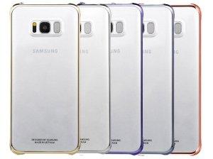 قاب محافظ سامسونگ Samsung Galaxy S8 Clear Cover