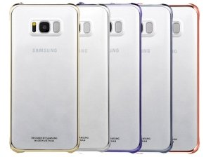 قاب محافظ سامسونگ Samsung Galaxy S8 Plus Clear Cover