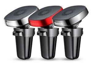 پایه نگهدارنده مغناطیسی بیسوس Baseus Privity Series Pro Air Outlet Magnet Bracket
