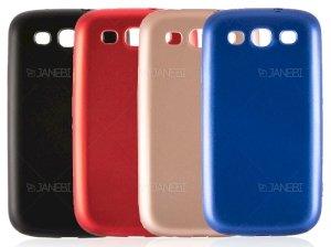 محافظ ژله ای سامسونگ Samsung Galaxy S3 Colorful Jelly Case