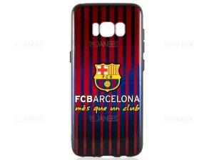 قاب محافظ سامسونگ طرح بارسلونا XO+ Barcelona Mobile Case Samsung Galaxy S8