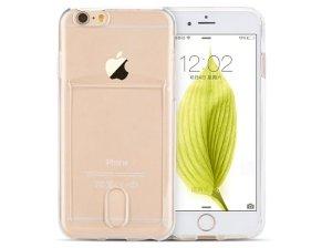 محافظ ژله ای توتو آیفون Totu-TPU Card Case Apple iPhone 6/6S