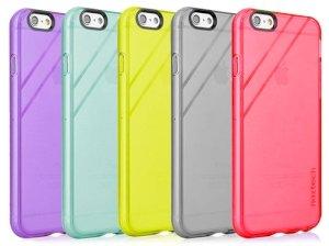 محافظ ژله ای نزتک آیفون Naztech Jelly Cover Apple iPhone 6/6s