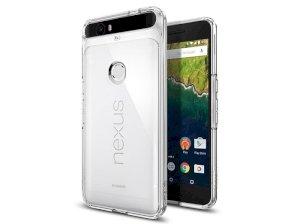 قاب محافظ اسپیگن هواوی Spigen Ultra Hybrid Case Huawei Nexus 6P