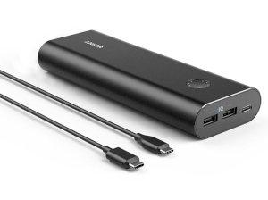 پاور بانک شارژ سریع انکر Anker PowerCore+ 20100mAh USB-C A1371