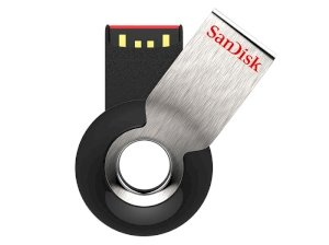 فلش مموری سندیسک Sandisk Cruzer Orbit USB 2.0 Flash Memory 32GB