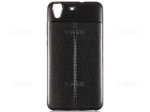 قاب ژله ای طرح چرم هواوی Auto Focus Jelly Case Huawei Y6II/ Honor 5A