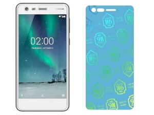 محافظ صفحه نمایش نانو نوکیا Bestsuit Flexible Nano Glass Nokia 2