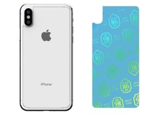 محافظ نانو پشت آیفون Bestsuit Flexible Nano Back Glass Apple iPhone X