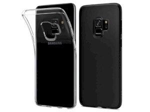 محافظ ژله ای اسپیگن سامسونگ Spigen Liquid Crystal Case Samsung Galaxy S9