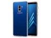 محافظ ژله ای اسپیگن سامسونگ Spigen Liquid Crystal Case Samsung Galaxy A8 2018