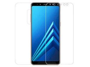 محافظ صفحه نمایش پشت و رو سامسونگ Bestsuit Full Body Protector Samsung Galaxy A8 Plus 2018