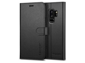 کیف اسپیگن سامسونگ Spigen Wallet S Case Samsung Galaxy S9 Plus