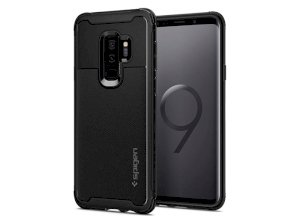 قاب محافظ اسپیگن سامسونگ Spigen Rugged Armor Urban Case Samsung Galaxy S9 Plus