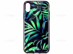 قاب محافظ طرح برگ آیفون WK Design Leaf Case Apple iPhone X