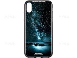 قاب محافظ طرح فضا آیفون WK Design Space Case Apple iPhone X