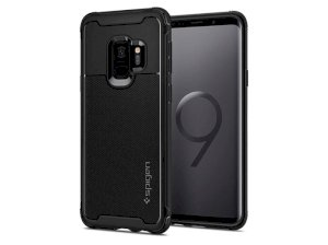 قاب محافظ اسپیگن سامسونگ Spigen Rugged Armor Urban Case Samsung Galaxy S9