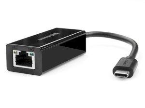 مبدل تایپ سی به اترنت یوگرین Ugreen 30287 USB-C 10/100 Mbps Ethernet Adapter