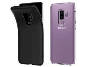 محافظ ژله ای اسپیگن سامسونگ Spigen Liquid Crystal Case Samsung Galaxy S9 Plus