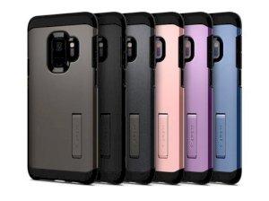 قاب محافظ اسپیگن سامسونگ Spigen Tough Armor Case Samsung Galaxy S9