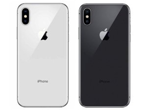درب پشت Apple iPhone X