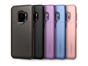قاب محافظ اسپیگن سامسونگ Spigen Slim Armor CS Samsung Galaxy S9