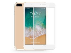 محافظ صفحه نمایش شیشه ای فول آیفون JCPal Preserver Super Hardness Glass Screen Protector Apple iPhone 8 Plus