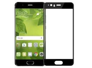 محافظ صفحه نمایش شیشه ای تمام چسب هواوی Full Glass Screen Protector Huawei P10