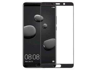 محافظ صفحه نمایش شیشه ای تمام چسب هواوی Full Glass Screen Protector Huawei Mate 10