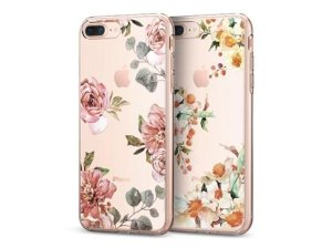 محافظ ژله ای اسپیگن آیفون Spigen Liquid Crystal Aquarelle Case Apple iPhone 8 Plus