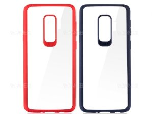 قاب محافظ راک سامسونگ Rock Clarity Case Samsung Galaxy S9 Plus