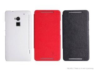 کیف چرمی HTC One Max مارک Nillkin