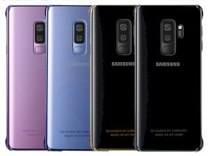 قاب محافظ سامسونگ Samsung Galaxy S9 Plus Clear Cover