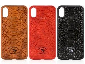 قاب محافظ چرمی پولو آیفون Polo Knight Case Apple iPhone X