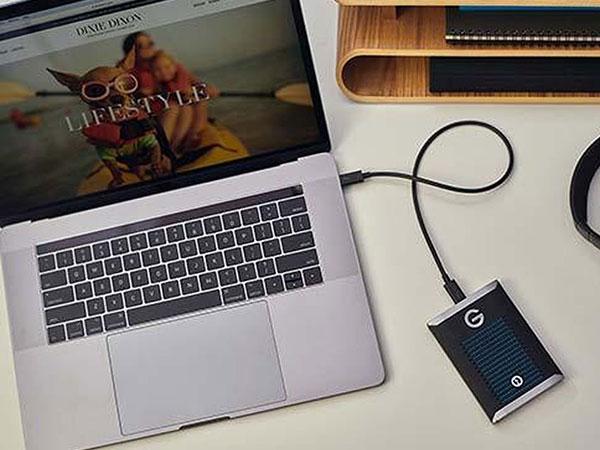 درایو های SSD خارجی جدید کمپانی Western Digital