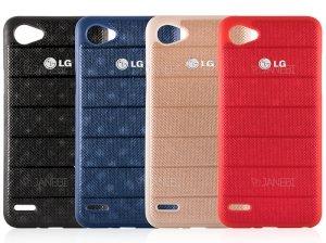 قاب ژله ای طرحدار ال جی LG Q6 Jelly Case