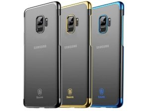 قاب محافظ بیسوس سامسونگ Baseus Glitter Case Samsung Galaxy S9