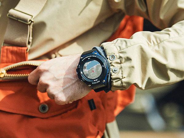 ساعت هوشمند جدید کاسیو با سیستم عامل Wear OS