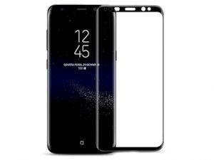محافظ صفحه نمایش شیشه ای تمام چسب سامسونگ Full Glass Screen Protector Samsung Galaxy S8