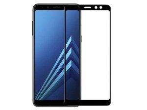 محافظ صفحه نمایش شیشه ای سامسونگ Buff Full Glass Screen Protector Samsung Galaxy A8 Plus 2018