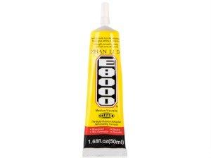 چسب مایع ال سی دی Zhanlida E8000 Glue