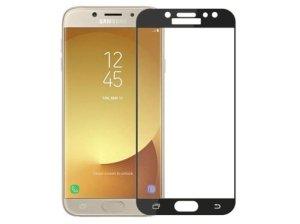 محافظ صفحه نمایش شیشه ای تمام چسب سامسونگ Full Gule Glass Samsung Galaxy J5 Pro