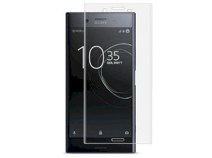 محافظ صفحه نمایش شیشه ای تمام صفحه سونی Full Glass Sony Xperia XZ Premium